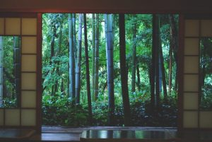 Okocho Sanso, Kyoto, Japan