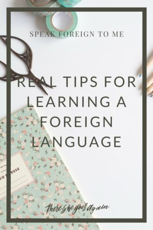 Want some real, non-vague tips for learning a foreign language? This post is for you. Filled with in depth tips based on my personal study experience.
