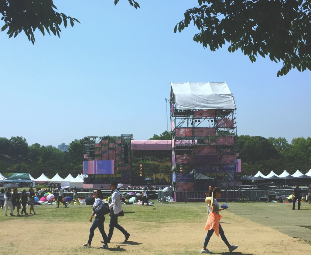A Guide to Seoul Jazz Festival | There She Goes Again