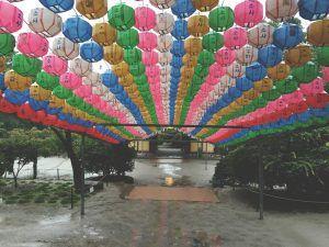 Naesosa Temple Stay near Buan, Korea