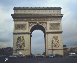 Arc de Triomphe | Paris, France