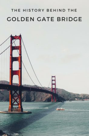 One architect, one bridge, and one poetic infatuation. You'll love the story behind the Golden Gate Bridge.