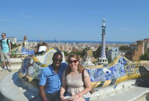 What happens exactly when a recently graduated couple decides to travel around Europe for a month? We talked to Corinne and Segun to find out!