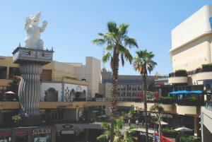 Hollywood Boulevard, Los Angeles, CA
