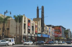 Pantages Theater, Hollywood Boulevard, Los Angeles, CA