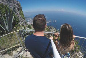 Traveling Around Italy: Three Friends, One Boyfriend, and V