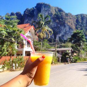 Glur Hostel in Krabi, Thailand