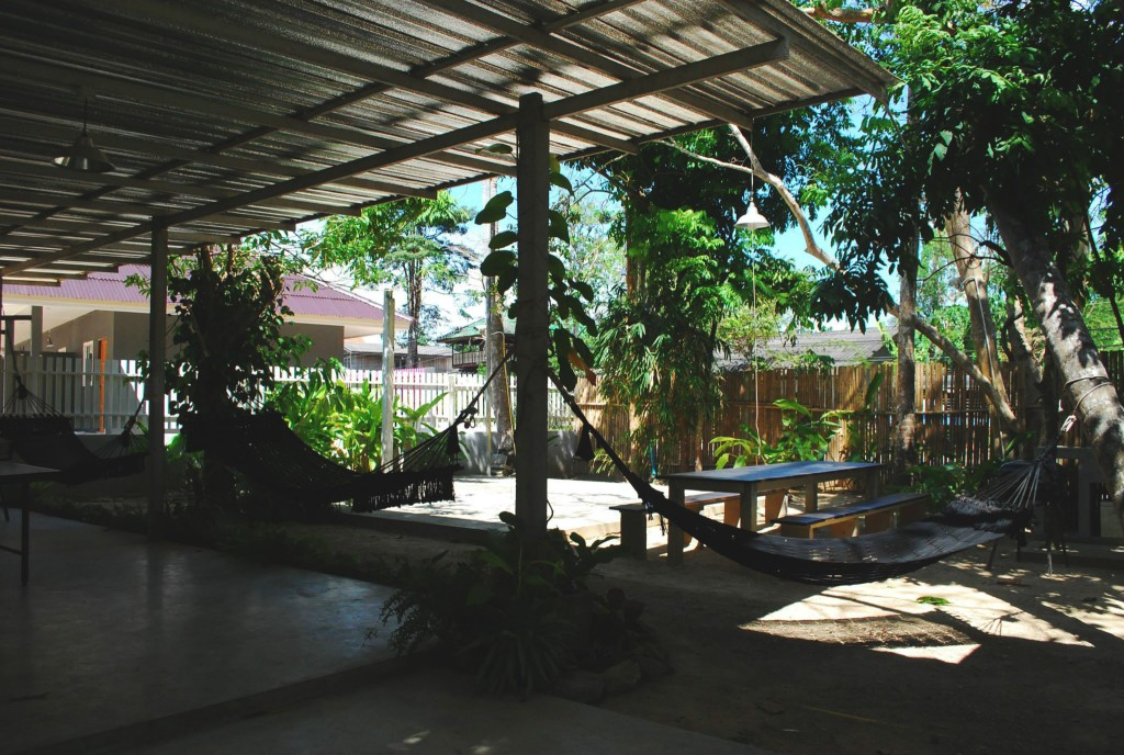 Glur Hostel in Krabi
