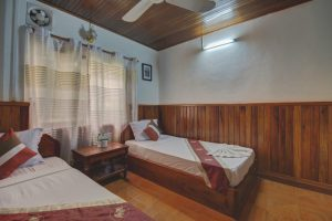 Happy Guesthouse, Siem Reap, Cambodia