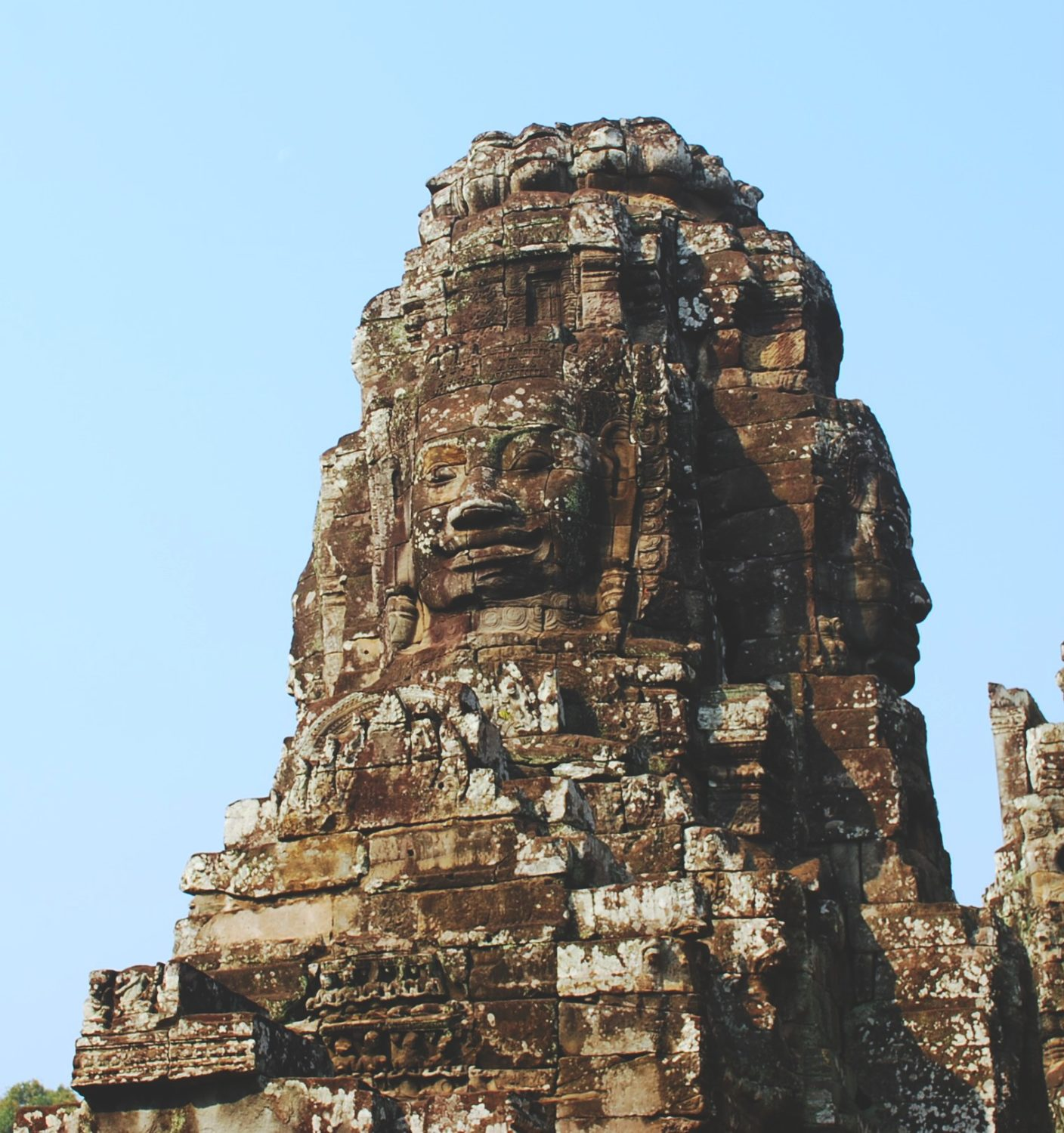 When I visited, I was unprepared for how overwhelmingly big it can. So you have an easier time navigating, here's a small guide for visiting Angkor Wat!