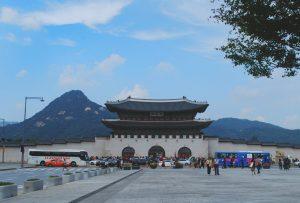 Gyeongbokgung, Seoul, Korea