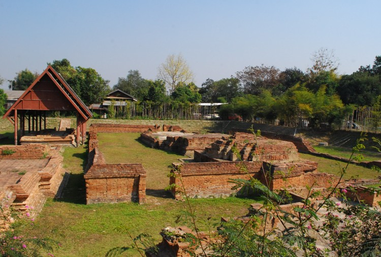 Visit Wiang Kum Kam, Lost City in Thailand