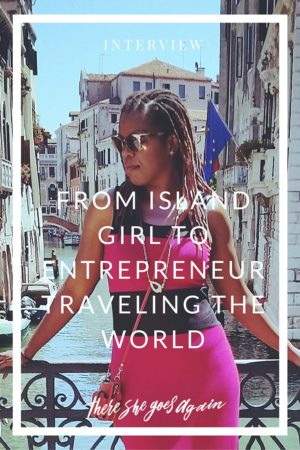 Read about how Kimmoy is making living the dream life traveling the world and channeling her passions to create an exciting, new business.