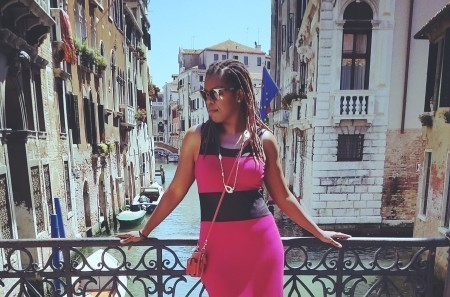 From Island Girl to Entrepreneur Traveling the World