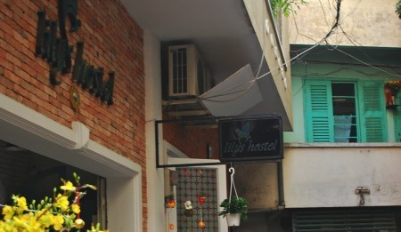 A little review our Ho Chi Minh City, Vietnam accommodation, Lily's Hostel, and what you can expect from your stay. Tucked away, it's the perfect place!