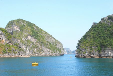 Check out an inside look at our day trip along Halong Bay, considered one of the most beautiful sights in the entire world!