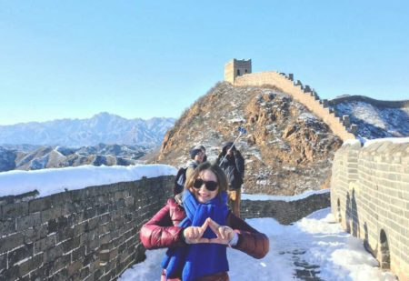 What is life like, exactly, studying in China? Heather is doing just that this year. She's also taking advantage of her location to see more of the country.