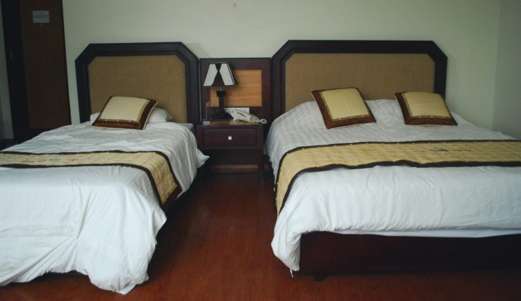 Check out the review of our stay at the Sea Pearl Hotel in Catba island. Spoiler, it was our least favorite of all four places we stayed in Vietnam.