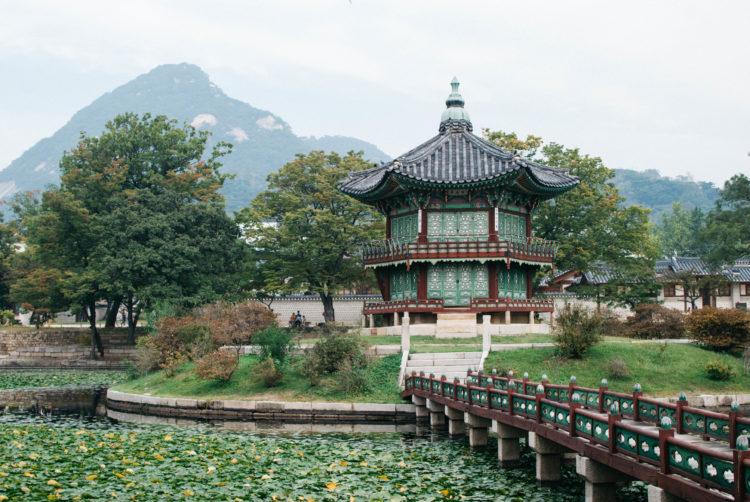 Hyangwongjeong Pavilion