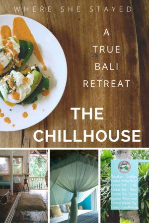 Guys, GUYS. The Chillhouse DOES live up to the hype. Check out an in depth review of my week at this amazing retreat in Bali and get ready to fall in love!