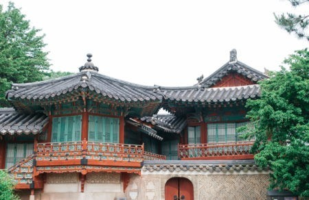 Some Details in Changdeokgung, Seoul