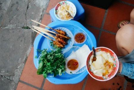 Thit Nuong, Vietnamese Street Food