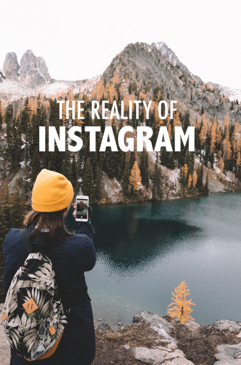 Discussing some things I've learned about the reality of Instagram. Stop letting it ruin your travels!