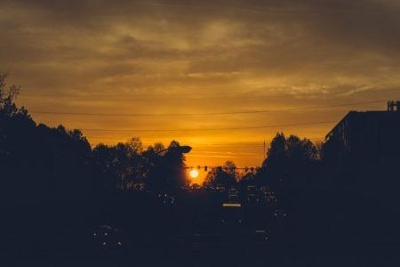 Sunrise at Atlanta, GA
