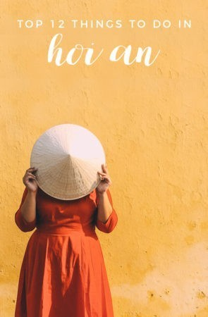 Hoi An, in central Vietnam, is a must-see if you're traveling the country! Check out our top things to do in Hoi An based on our five-day trip.
