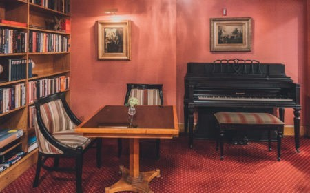 Want a piece of comfortable luxury in the heart of one of the busiest cities in the world? Check into the lovely Hotel Elysée in New York City.