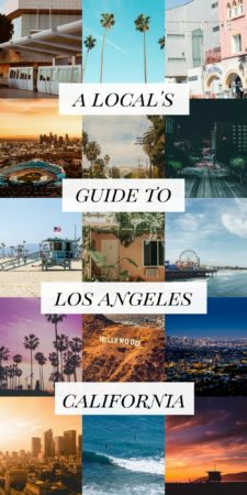 LA is known for Hollywood, but there's a LOT more to this SoCal city. Elissa, a 3rd generation Angelino, is giving her local guide to Los Angeles!