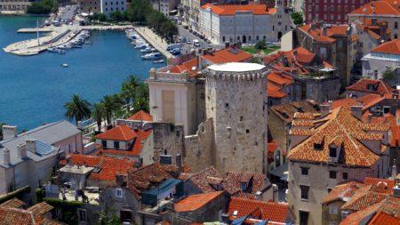 Game of Thrones Filming Locations in Split