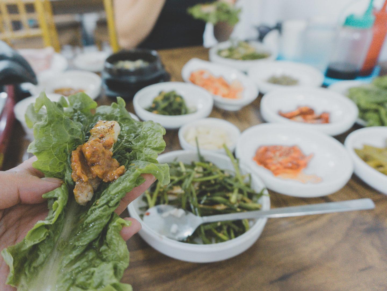 Путешествие в Южную Корею 50 советов по путешествиям в Южную Корею what to eat korea 1440x1082