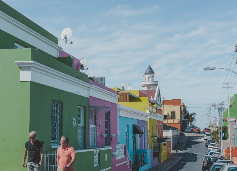 Bo Kaap, Cape Town, South Africa | Willemstad, Curacao | most colorful places in the world