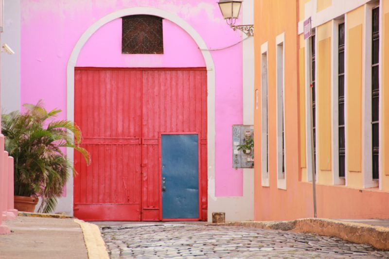 San Juan, Puerto Rico | Willemstad, Curacao | most colorful places in the world