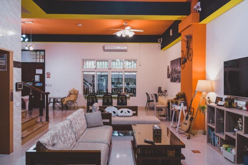 Taroko Gorge Accommodation: Hualien Dropby Backpacker's Hostel