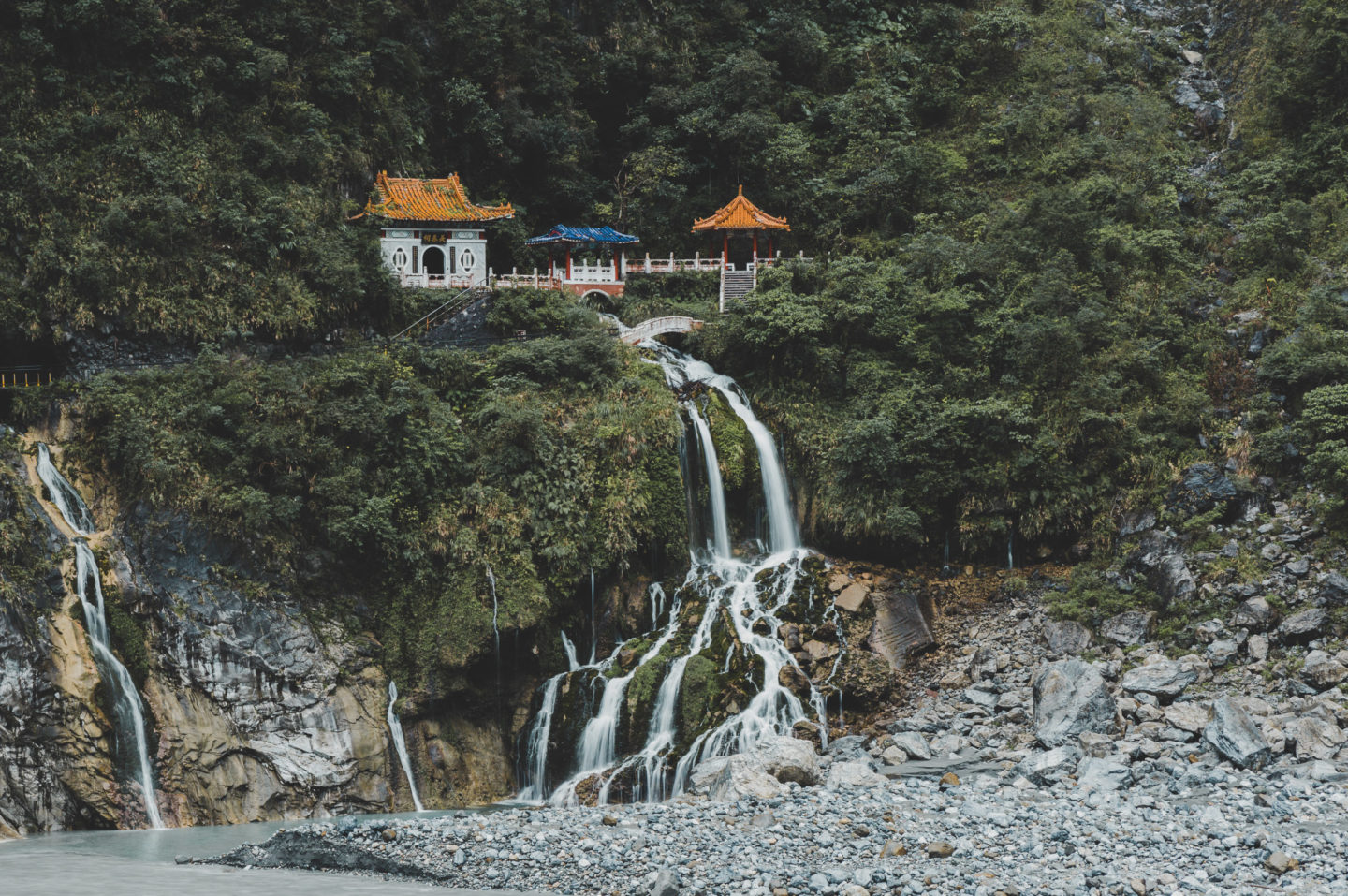 Taroko Gorge: Eternal Shrine