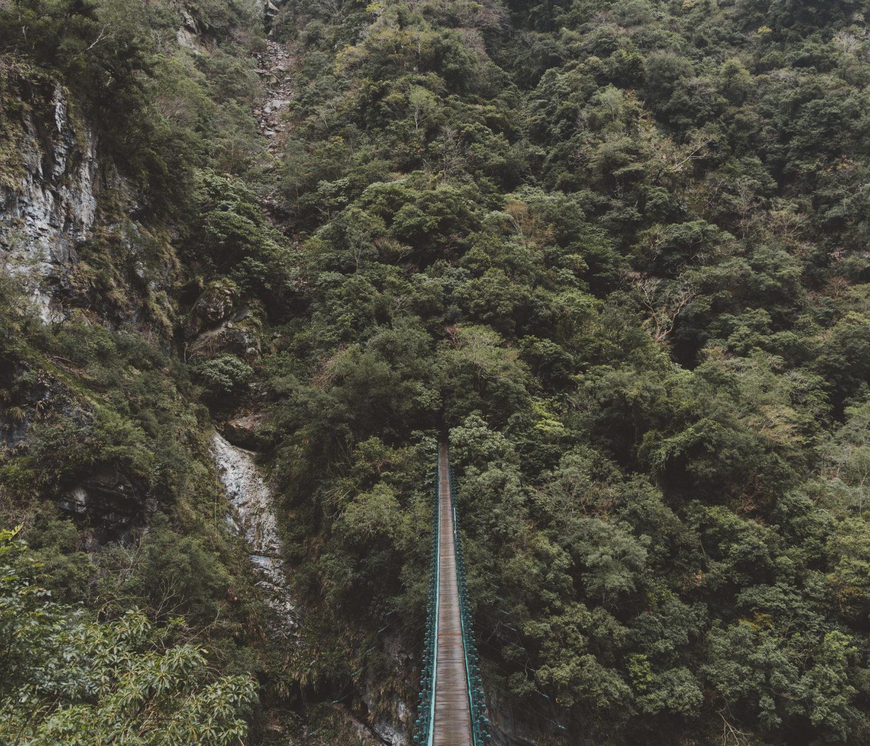 Taroko Gorge Trail: Zhuliu Old Trail