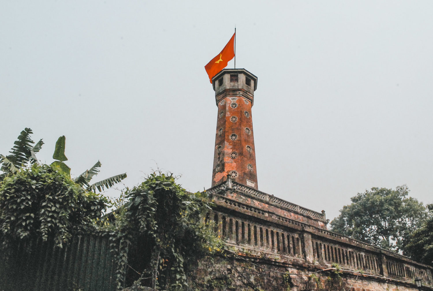 Flag Tower, Hanoi, Vietnam