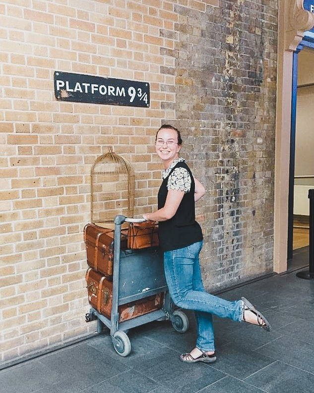 Platform 9 3/4 | London Itinerary 7 Days