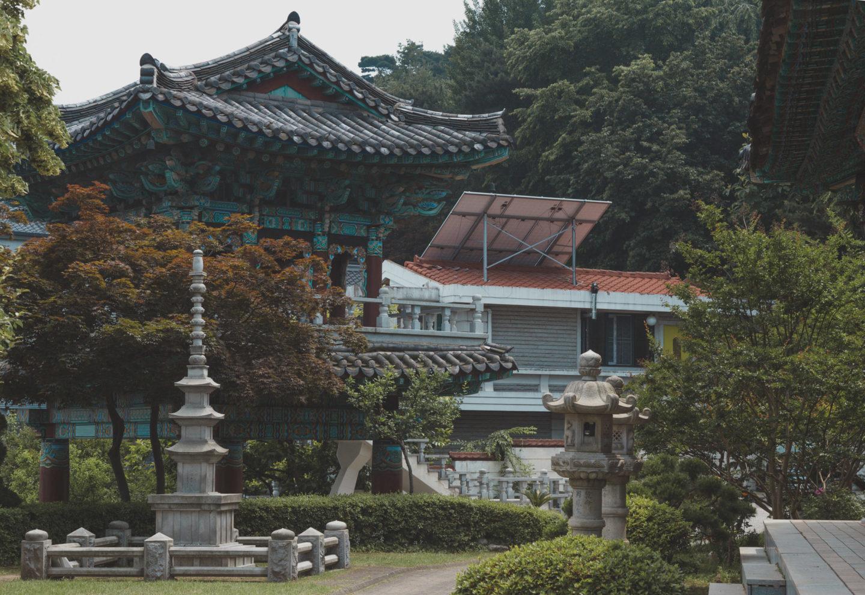 Daeseungwon, Suwon Fortress