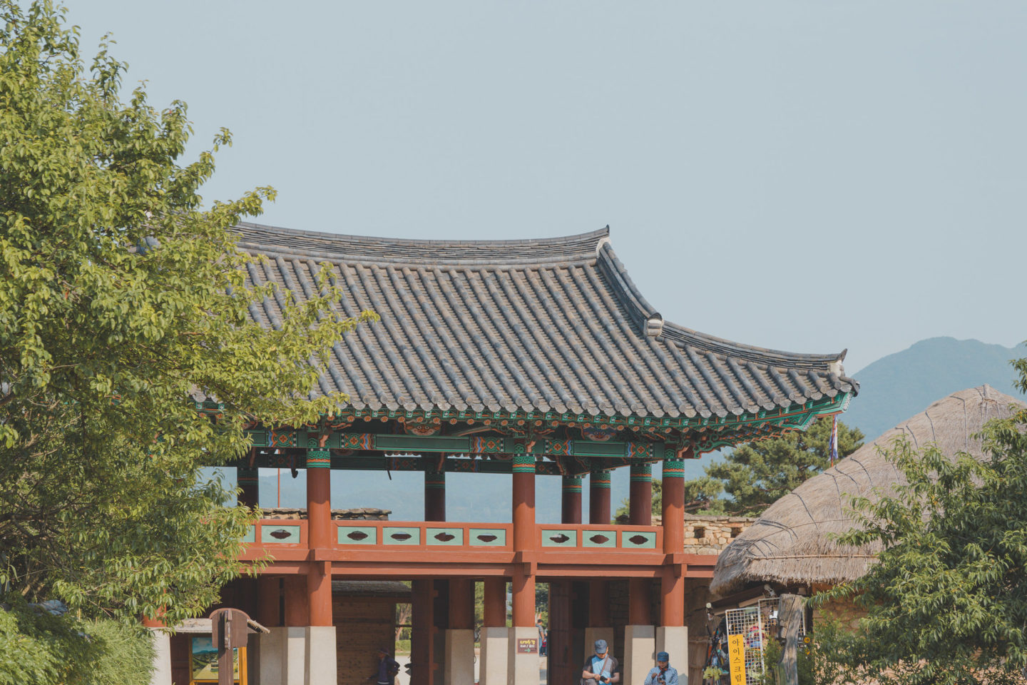 east gate naganeupseong