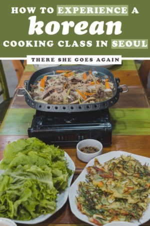 Ever wanted to experience a Korean cooking class in Seoul? Here's how! #seoul #cookingclass #koreancooking #koreatravel #southkorea #seoultravel