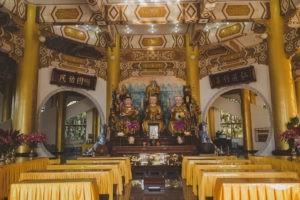 tian yuan gong interior