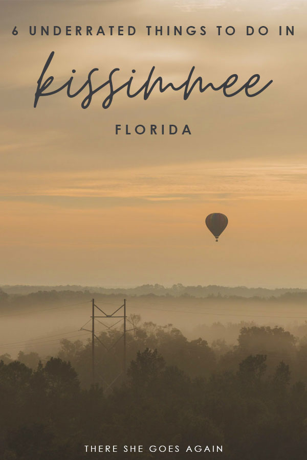 Best things to do in Kissimmee Florida | Kissimee florida things to do, kissimee old town, funspot america, wild florida, hot air balloon florida