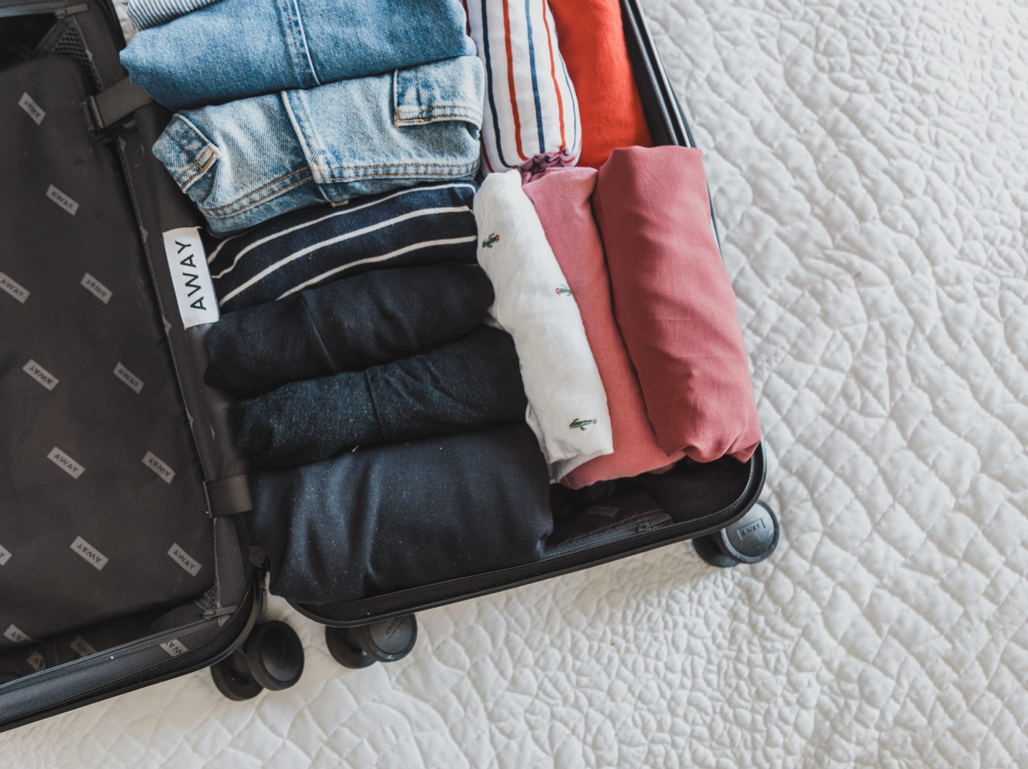 My Basic Packing List: Things I Bring Every Trip