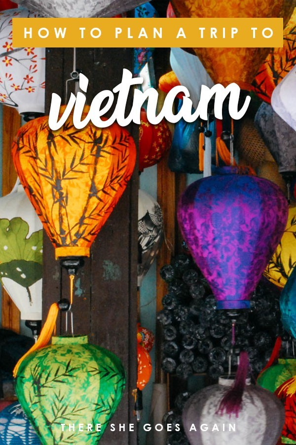 Planning a trip to Vietnam? Here are all the logistics you're going to want to know about! #vietnam #vietnamtravel #vietnamtrip