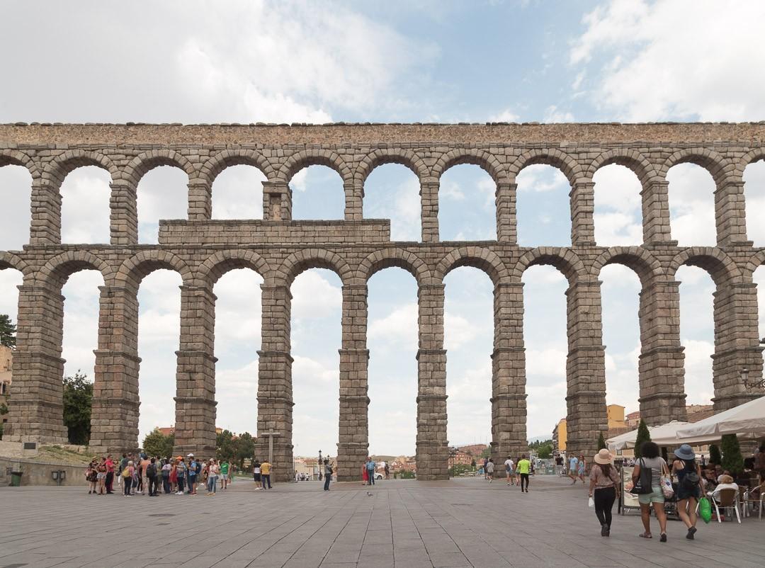 Segovia aqueducts