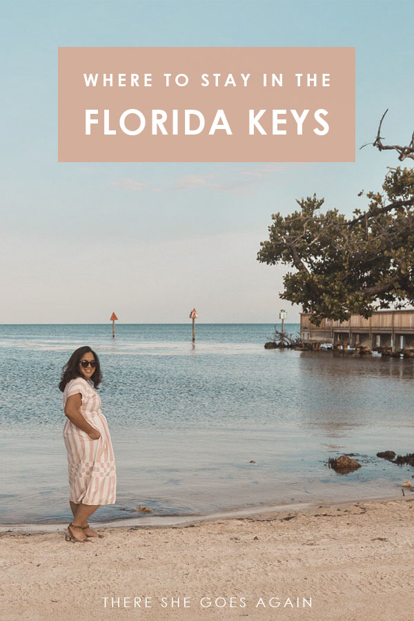 Wondering where to stay in the Florida Keys? Here's a breakdown of the areas from Key Largo to Islamorada to Marathon to Stock Island to Key West!