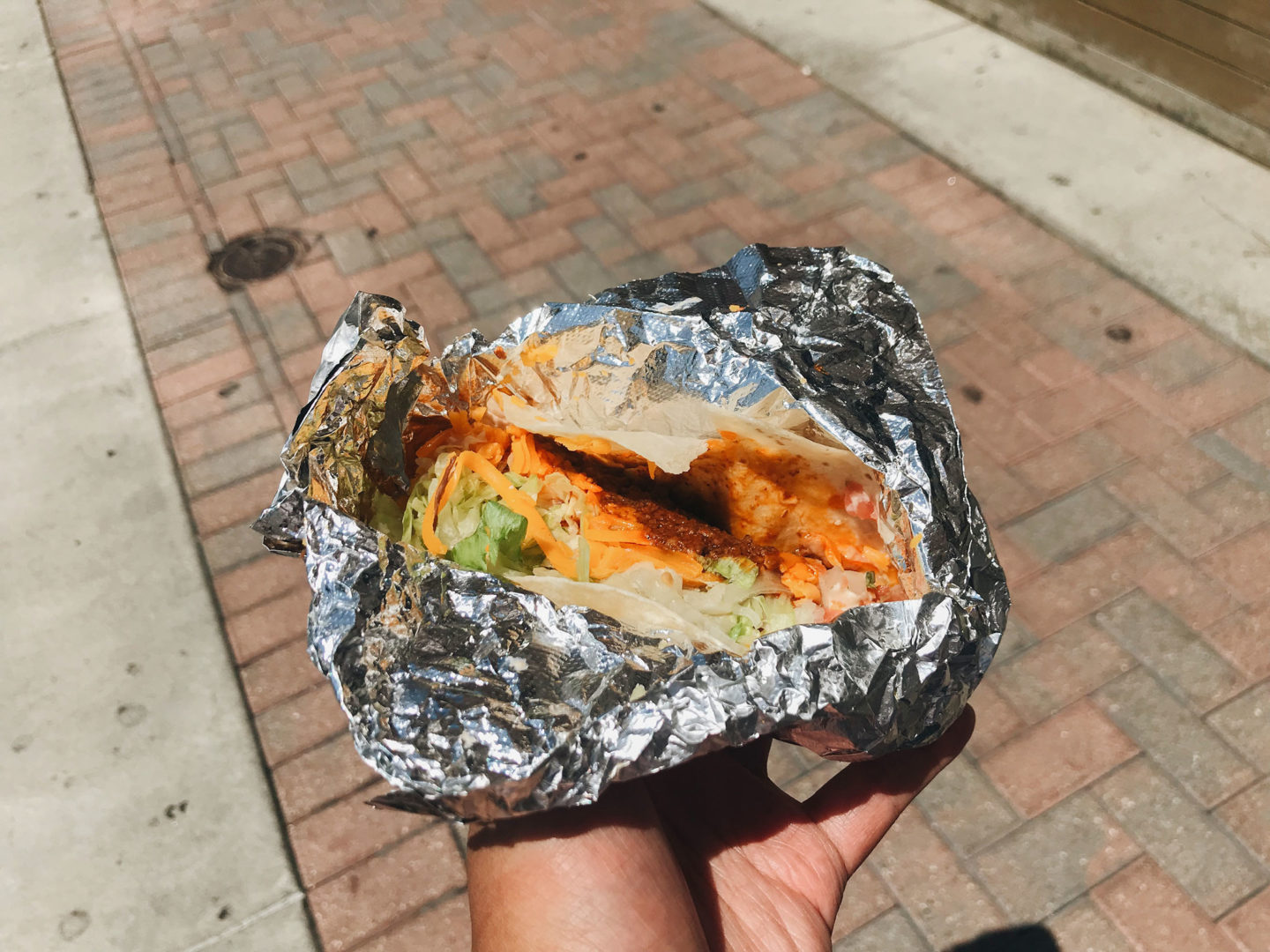 Tacos from Barrio, Cleveland, Ohio
